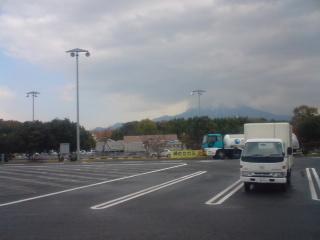 大山と保冷車1号081121.jpg