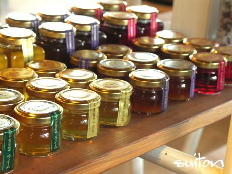 蜂蜜色々!